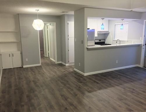Apartment Overhaul