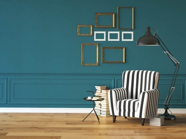 Interior Painting Bold Color Trends