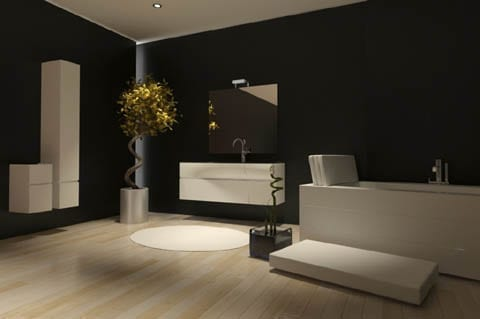 Interior Painting Modern Design  color trends