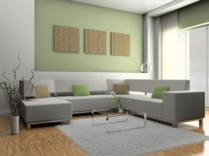 Home paint colors - Green