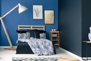 Home paint colors - Blue