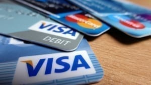 Credit Cards for house painter services