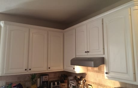 Kitchen Cabinet Rehab