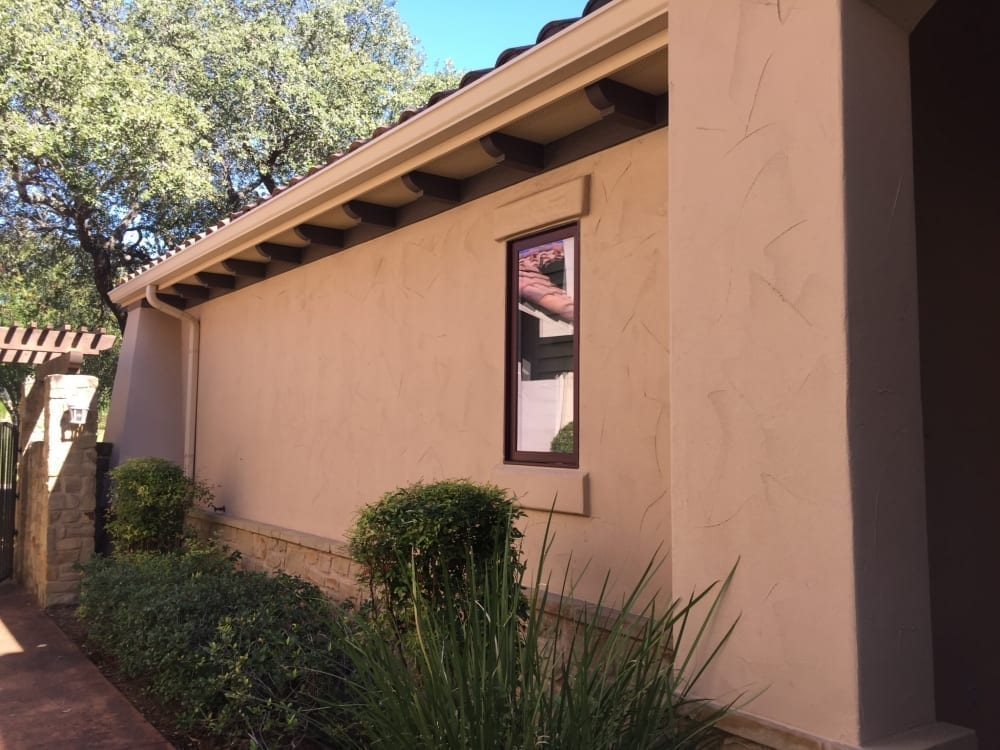 Exterior Painting - Stucco