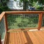 Restain Railing - Deck and Fence Staining