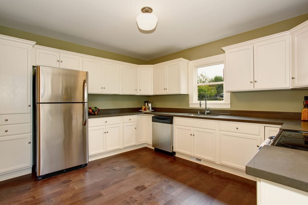Kitchen Cabinet Painting - New Painted Cabinets
