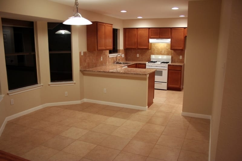 Home Remodel - Kitchen and Downstairs