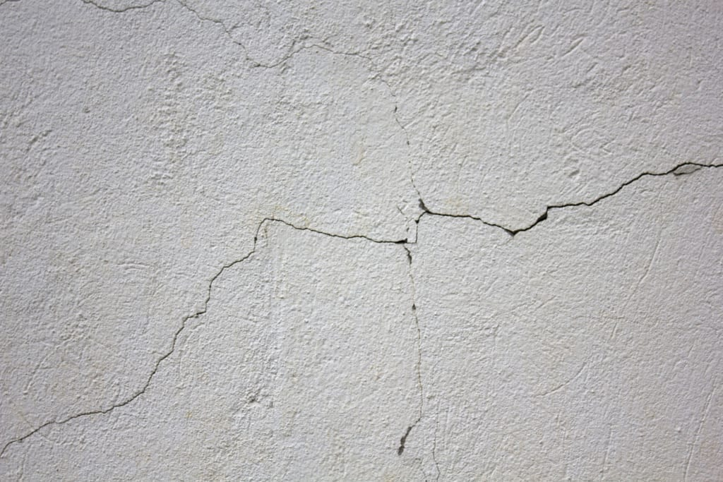 Stucco repair and painting