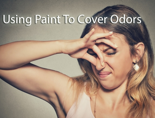 Using Paint To Cover Odors – Interior Painting
