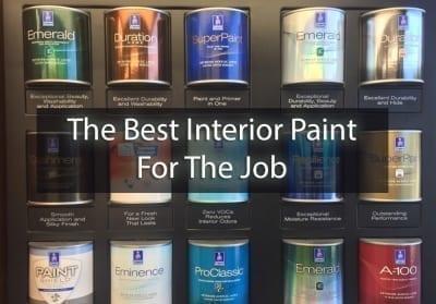 best interior paint - cover
