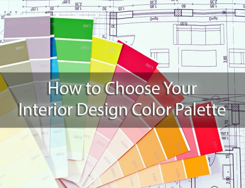 A Homeowner's Guide on How to Choose Your Interior Design Color Palette