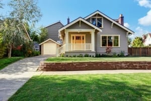 powerwash house to increase home value