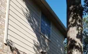 Repainting adds life to siding