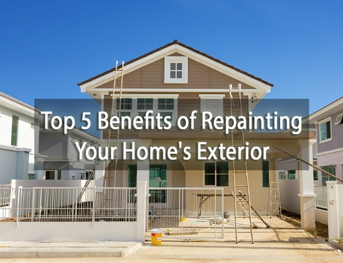Top 5 Benefits of Repainting Your Home's Exterior
