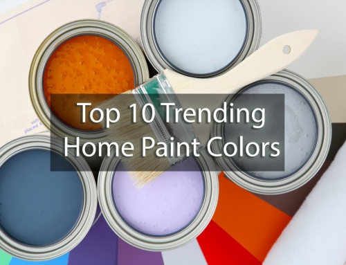 Top 10 Trending Home Paint Colors of 2018