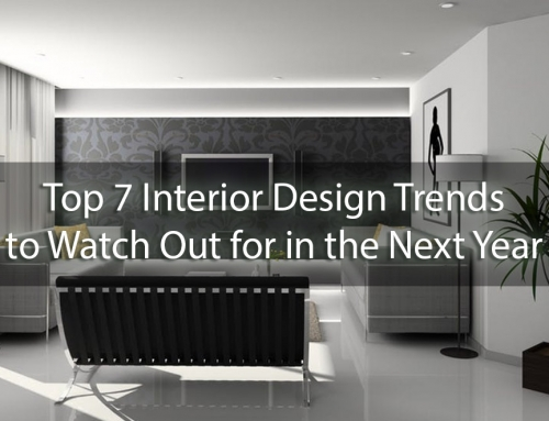 Top 7 Interior Design Trends to Watch Out for in the Next Year