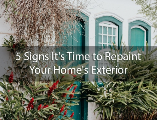 5 Signs It's Time to Repaint Your Home's Exterior