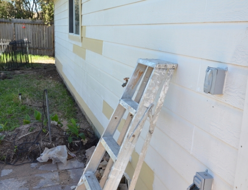 Rotten Trim & Other Exterior Home Repairs