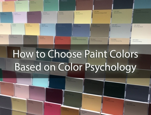 How to Choose Home Paint Colors Based on Color Psychology