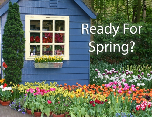 House Painting Exterior Services: Ready For Spring?