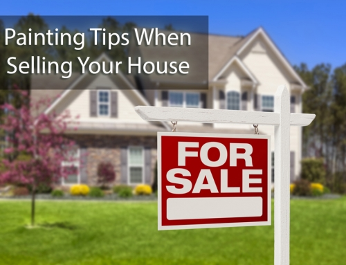 Painting Tips When Selling Your House