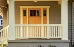 exterior house colors accents