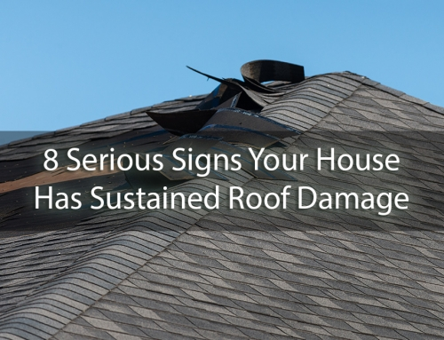 8 Serious Signs Your House Has Sustained Roof Damage