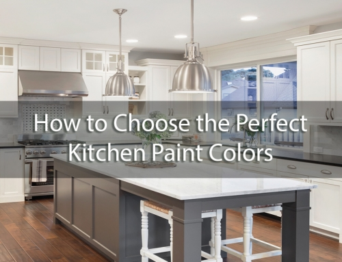How to Choose the Perfect Kitchen Paint Colors to Match Your Home