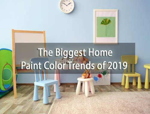 The Biggest Home Paint Color Trends of 2019