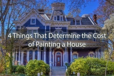cost of painting a house cover