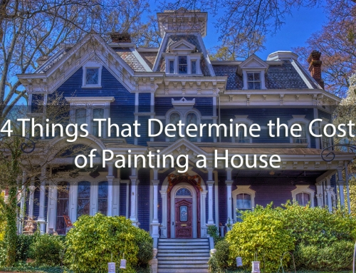 4 Things That Determine the Cost of Painting a House