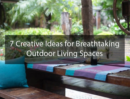 7 Creative Ideas for Breathtaking Outdoor Living Spaces