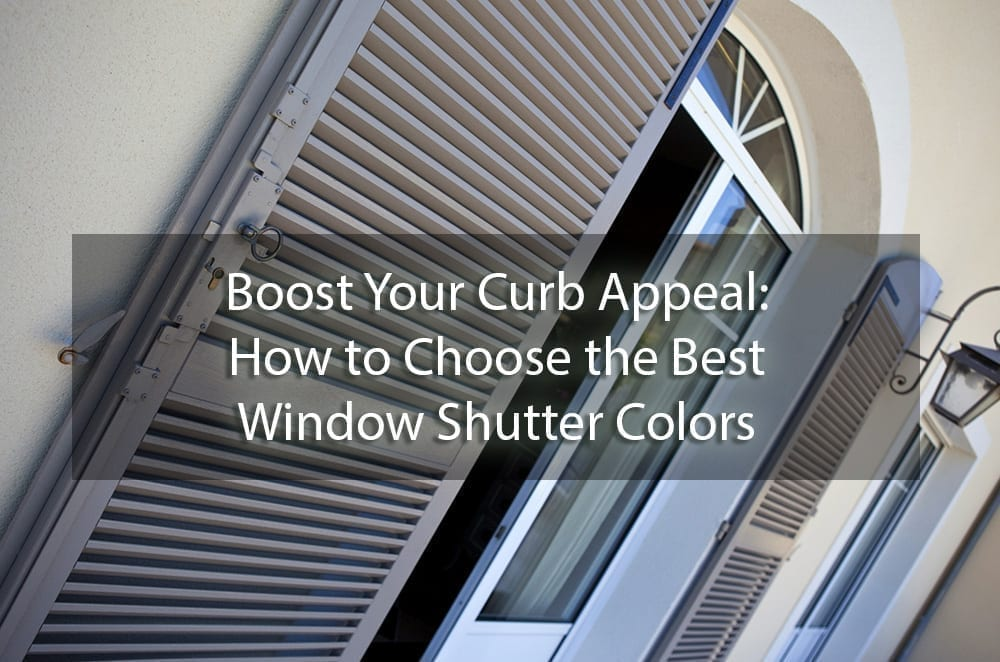 Boost Your Curb Eal How To Choose