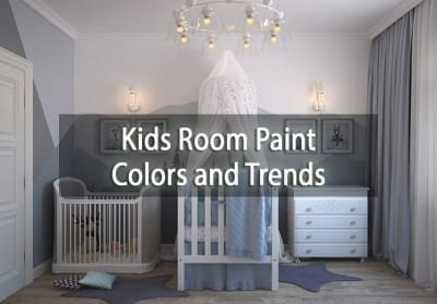 Kids Room Paint Colors and Trends