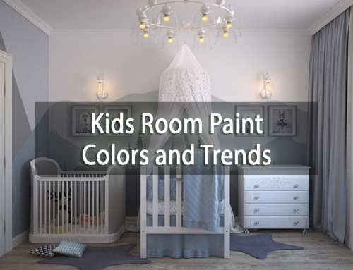 Kids Room Paint Colors and Trends: How to Choose a Perfect Match For Colorful Personalities