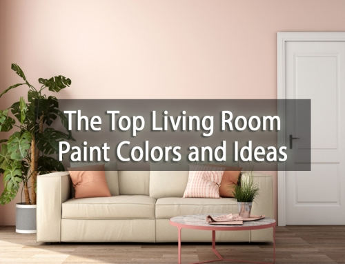The Top Living Room Paint Colors and Ideas