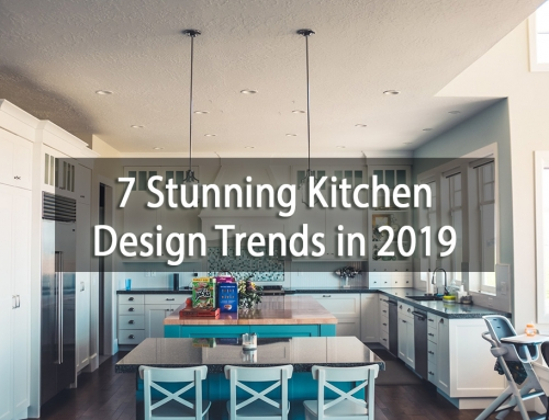 7 Stunning Kitchen Design Trends in 2019