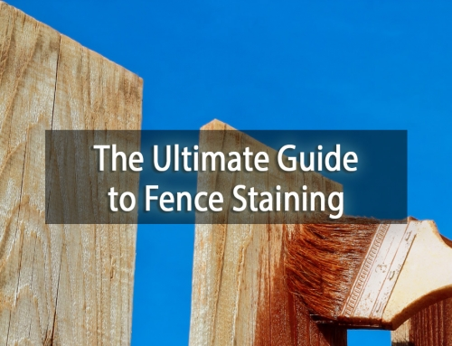 The Ultimate Guide to Fence Staining