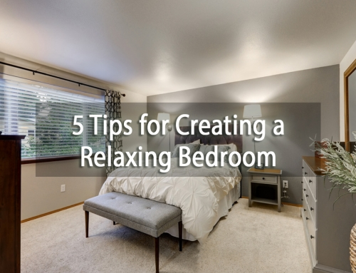 5 Tips for Creating a Relaxing Bedroom for Instant Serenity