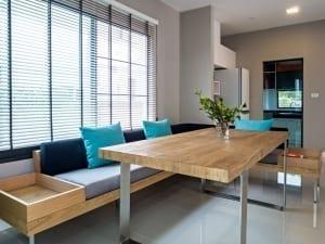 Kitchen bench seating