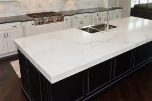 Quart kitchen countertop