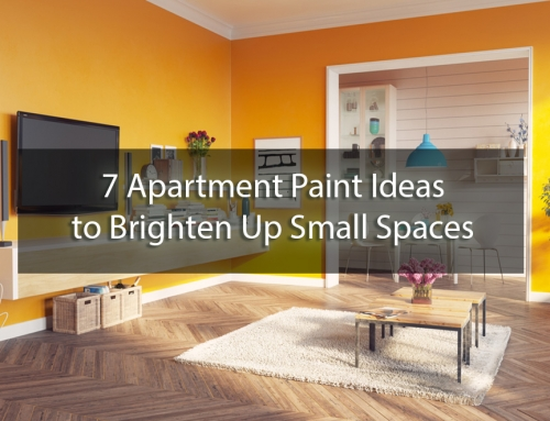7 Apartment Paint Ideas to Brighten Up Small Spaces