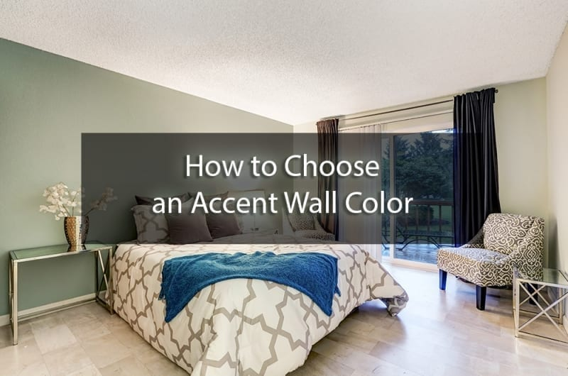 how to choose an accent wall color - cover