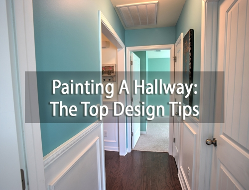 Painting A Hallway: The Top Tips for Sprucing it Up