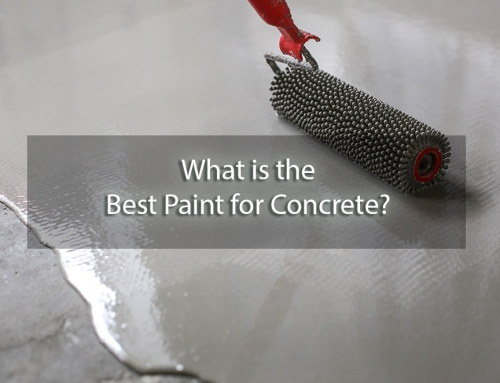 What is the Best Paint for Concrete?