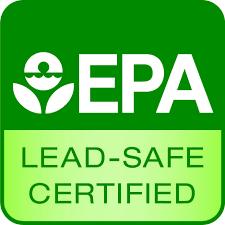 EPA lead safe certified seal