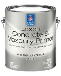 Loxon masonry primer