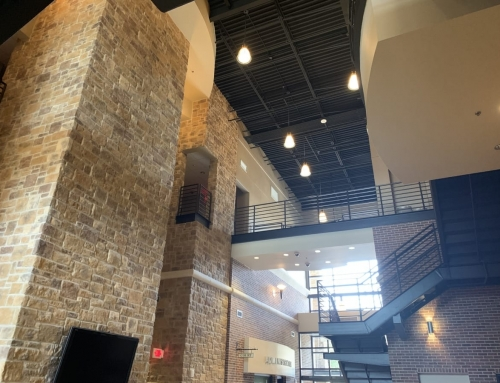 Commercial Interior Painting – Bee Cave City Hall