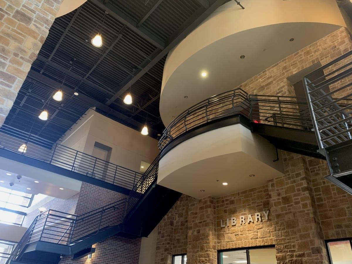 Atrium 2 - Interior Commercial Painting