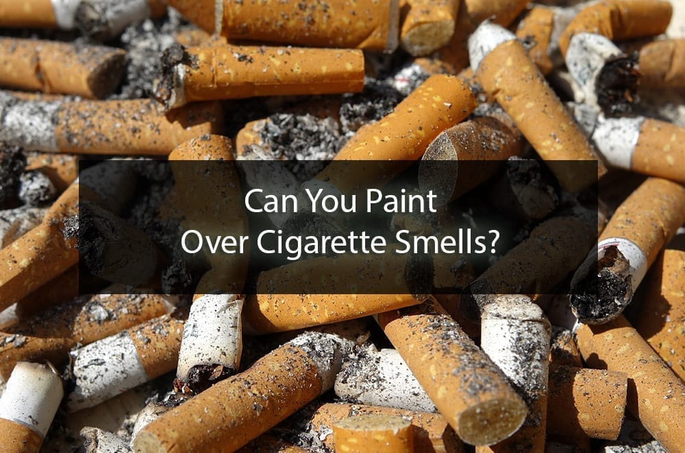 Paint Over Cigarette Smells - cover